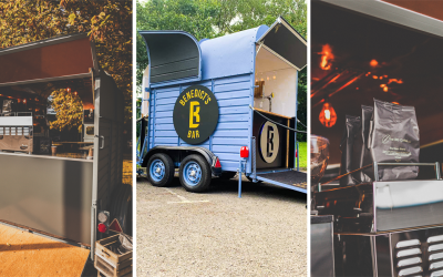 The Handcrafted Horsebox Conversion by Mobile Retail